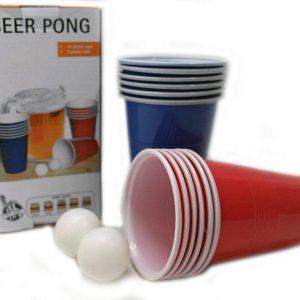 Алкохолна игра Beer Pong