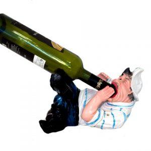 Поставка за вино във формата на моряк пияница