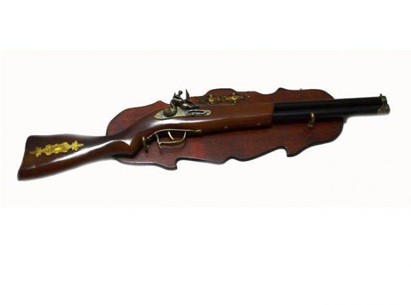 Макет на пушка ''Ретро'' с пано за стена