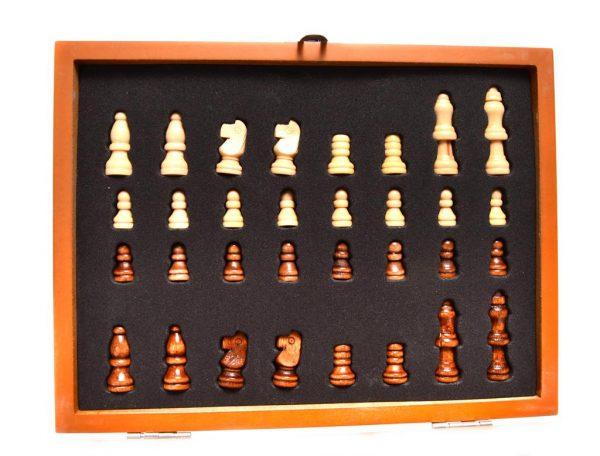 шах с манерка, запалка и табакера