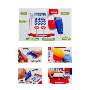 касов апарат за деца