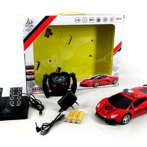 кола с радио контрол и волан