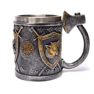 чаша с щит