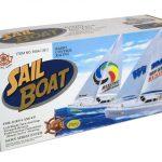 Яхта с дистанционно управление